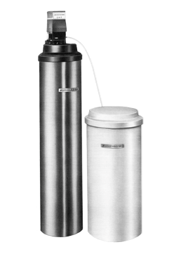 The first softeners and pressure filters from Eurowater