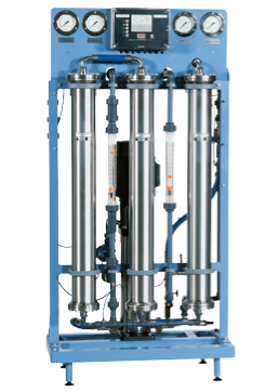 The first reverse osmosis plant from Eurowater